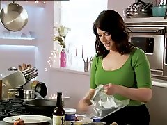 Nigella Lawson - Green Top Tits