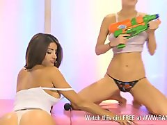 Lori Buckby & Preeti Young together