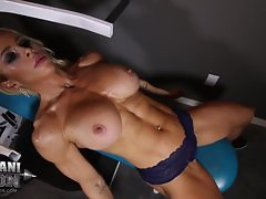 Jill Rudison 05 - Female Bodybuilder