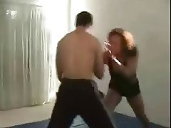 amazon mixed wrestling