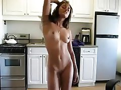 Kitchen Striptease