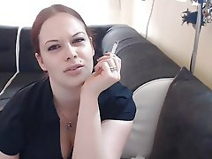 sexyjule Smoking dirty talk