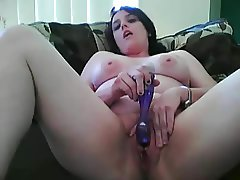 Girl naked vibrator masturbation
