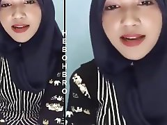 hijab likes to drink cum