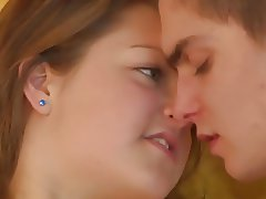 Young Small Tits Hardcore young horny couple