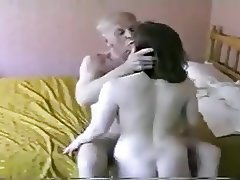 Grandpa Fucks Young Whore