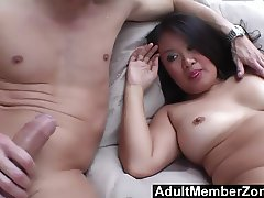 AdultMemberZone - He makes her squirt so much she can't take