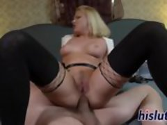 Massive rod penetrates a tight bunghole