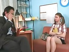 STP3 Schoolgirl Does Her Fucking Detention !