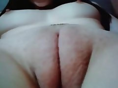 Pussy close up on cam