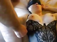 Gangbang with a nympho wife