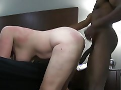 Mature Black Cock Slut Pounded