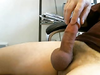 THICK HARD DICK AND FULL BALLS