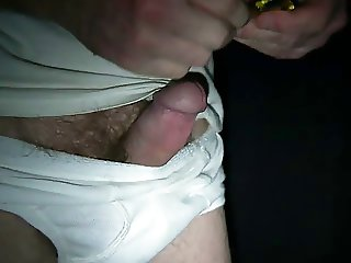 Shooting one of my HUGE Loads In A Condom (special request)