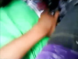 touching in bus