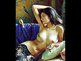 Exotic and Erotic Art of Guan ZeJu