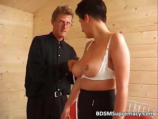 This video features scenes of all BDSM part1