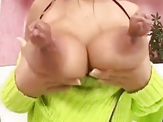 Monster Asian Nipples