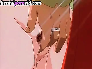 Cute Redhead Anime Hottie Gets Pounded Part5