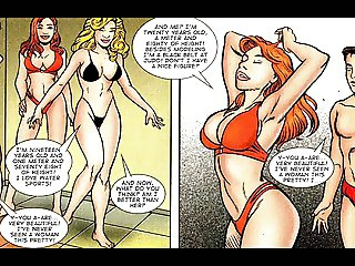 'Better One' by Don Dutch - Sex Comic