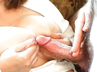 Katies Garden - milking cock
