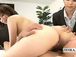 Subtitled Japan sex education blowjob rimjob sixtynine