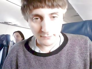 Watching Porn On A Plane