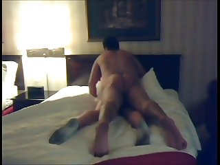 Married Daddy Fucks Groaning Gay Bottom
