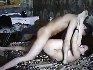 Home Fucking young couple