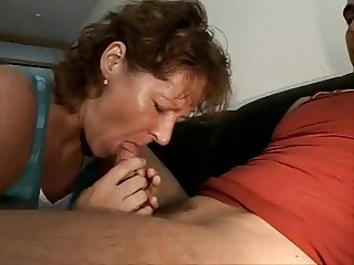 Mature woman and young man - 23