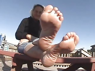 Sexy mature soles interview (by that guy we all know)