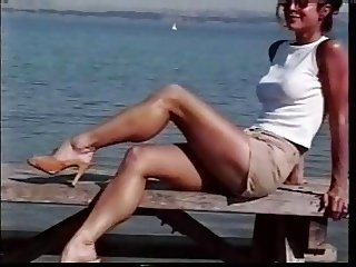 Mrs Poteats sexy legs part 2