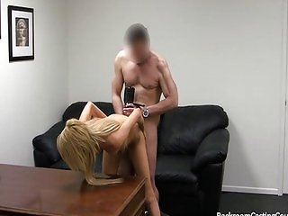 Bend over backwards for this job casting