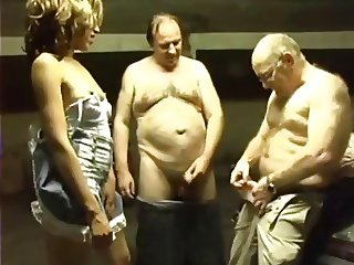 Filthy Milf -Prostitute- Hooker -Whore- OldFrench GuysGarage