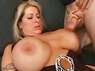 Summer Sinn-Creampies for a busty MILF