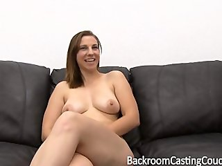 Fit  Gamer Babe Anal & Swallow
