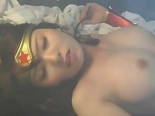 Japanese Wonder Woman - Censored - From Christos104