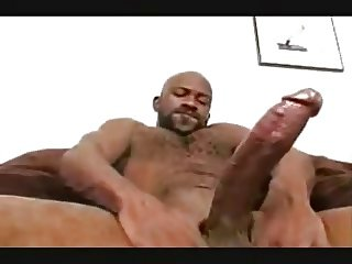 hairy daddy with monster cock