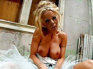 Cougar #38 (POV) Busty 40+ Barbie Doll, such a Princess