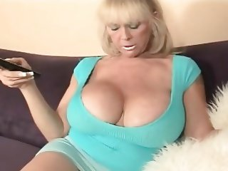 Dirty Talking Big Titty Granny Fucking