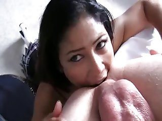 Thai massage hot