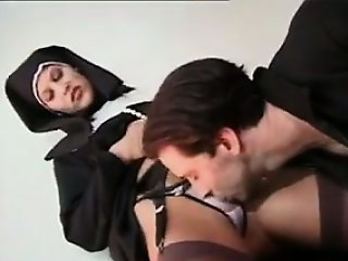 Nun Getting Fucked At Church