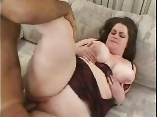 Plump, big bellied milf