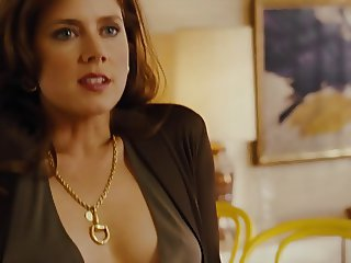 Amy Adams on Table- Sex Scene