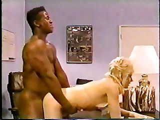 A blond & Ray Victory (Black American)