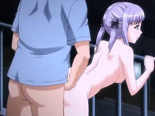 Hentai sex with two girls