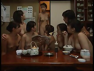 Japanese video 505 Naked landlady 3