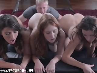 Babes - Let's Have a Foursome, Linda, Victoria, Susan