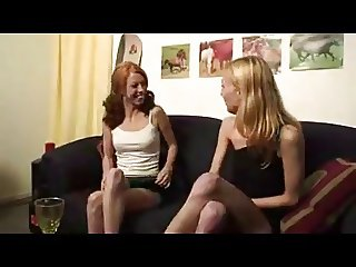 2 horny dutch girls