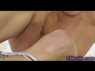 Natasha Starr gives amazing blowjob
